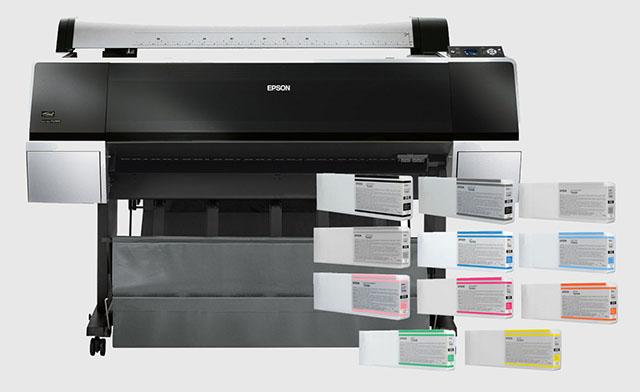 máy in Epson 9900